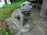 八幡神社4・狛犬