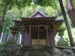 意利日神社2・社殿