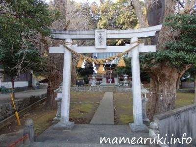 志理太乎宜神社(来宮神社)|賀茂郡東伊豆町