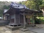 外浦八幡神社2・社殿